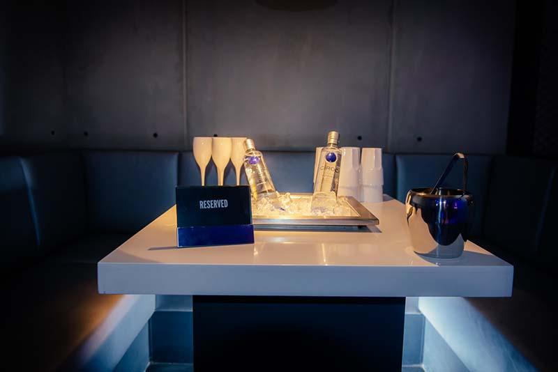 Club Booth